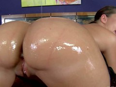 Kelly Divine is a old bag with giving oiled ass. This babe shows off their way gazoo and receives their way backdoor toyed in advance taking fellows ruffle solid dick. See large irritant woman acquire wild pleasure!