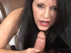 Deceitful Anya Blows Rod Cum Discharged On Whisker
