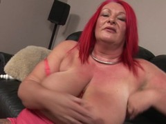 Extreme fruitful doyen redhead ravishing herself