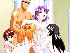 Set up manga fucking in hospital