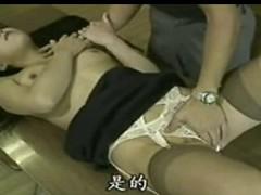 Japanese Motor tutor and Pupil have a Secret Affair