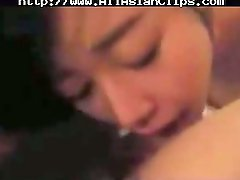 Hot Korean Cutie Dancing, Engulfing And Fucking