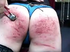 A Hardcore Whipping