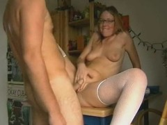 Homemade German Golden-haired Fuked Anal