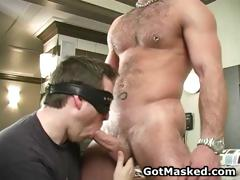 Breathtaking homo guy stripping part1