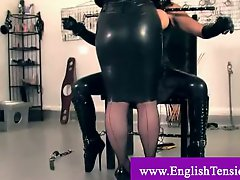Headmistress ties and cuffs trans thrall