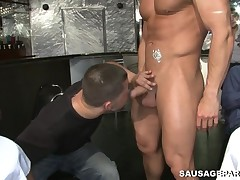 A wonderful fecund in load for this guy harlots face