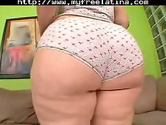 Overweight Latin babe Penetration