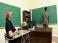 Wonderful Morning, Lustful Teacher!