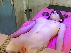 Hot honey receives waxed