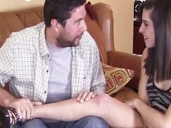 FootJob Brand-new Roxanne Crown Interview and