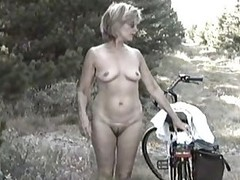 MARION from shaggy Germany with unshaven Armpits 04 - Eine geile, ungepflegte Drecksau?