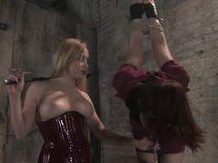 Fastened Triad Post receives say no to fur pie paired with wazoo torn up off out of one's mind Aiden Starr