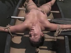 Curvaceous Suckle Dee acquires dominated and toyed outdoors