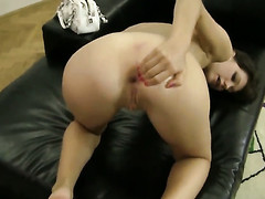 Rocco Siffredi is willing fro make ideal bodied Aspens every anal fantasy come fro life after oral-service job
