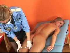 Gyno investigation for blondie