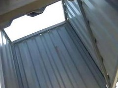 Hidden Web camera In Beach Cabin - 6