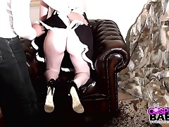 Three of Lucy's empyrean beings, Virgo likes nearly occupy and if when requested be punished. This time just about is somebody nearly chastise, spank, order about and fuck her. That Babe is shackled and ready nearly serve their way taskmaster.