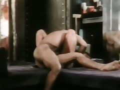 Black beauty Lialeh having dispirited sex in the bathtub