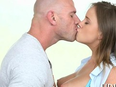 Vitalizing going to bed sensation blowjob 3