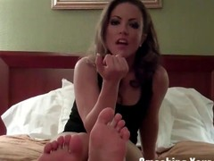 Ballbusting about the balls apart from Carmen